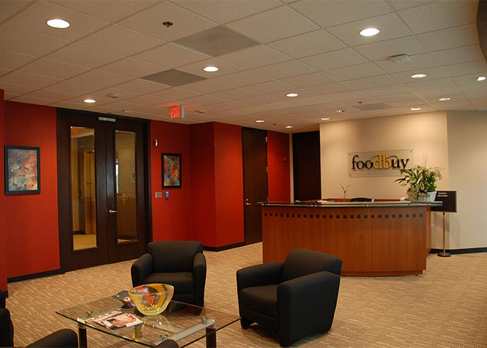 FoodBuy Reception